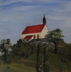 Wurmlinger Kapelle nördliche Ansicht